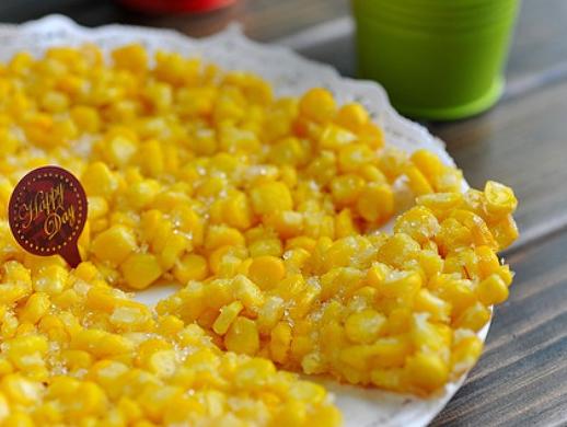 黄金玉米烙(图片来源:豆果网)