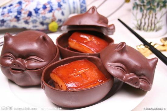 东坡肉(图片来源:昵图网)