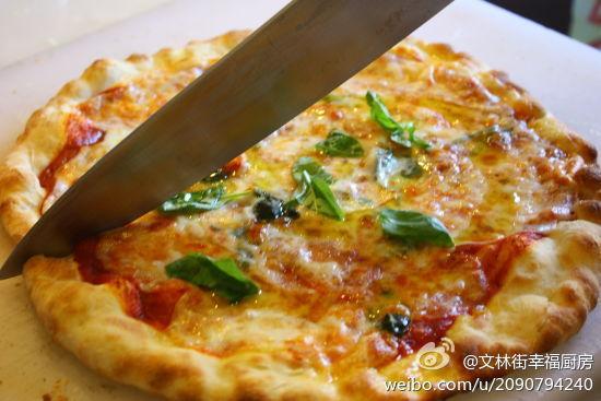 披萨(图片来源:新浪微博)