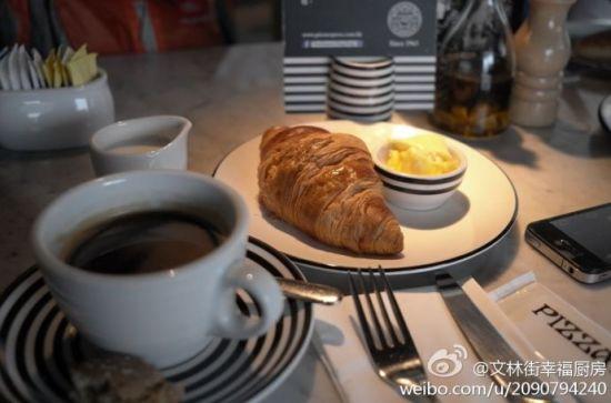 咖啡(图片来源:新浪微博)