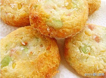 田园土豆饼(图片来源:999道私房菜)