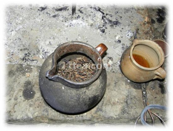 """发现南华 河硐罐罐茶""""雷鸣茶"""""""