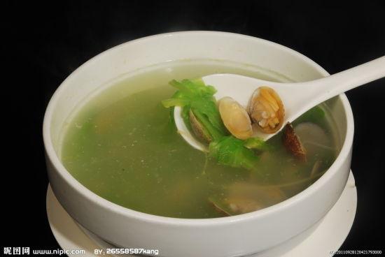 苦瓜汤(图片来源:昵图网)