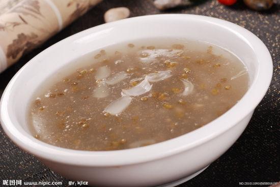 百合汤(图片来源:昵图网)