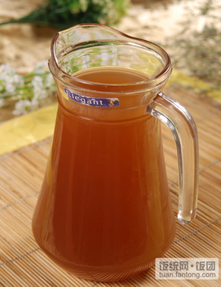 酸角汁(图片来源:饭桶网)