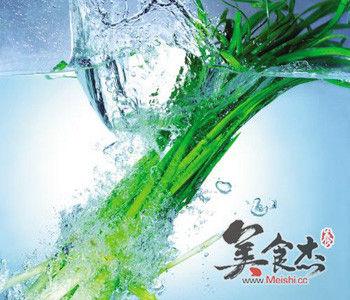 韭菜(图片来源:美食杰)