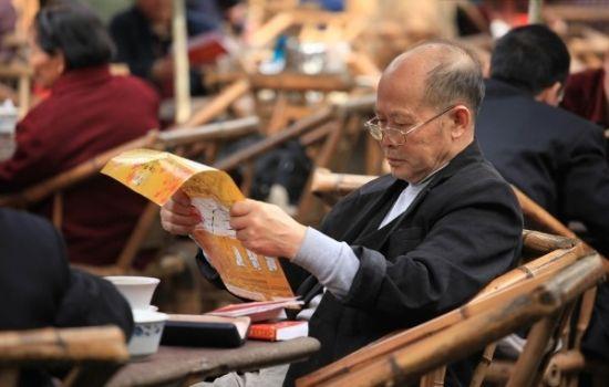 退休工人(图:网络)