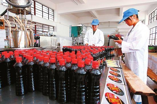 妥甸酱油(图片来源:春城晚报)
