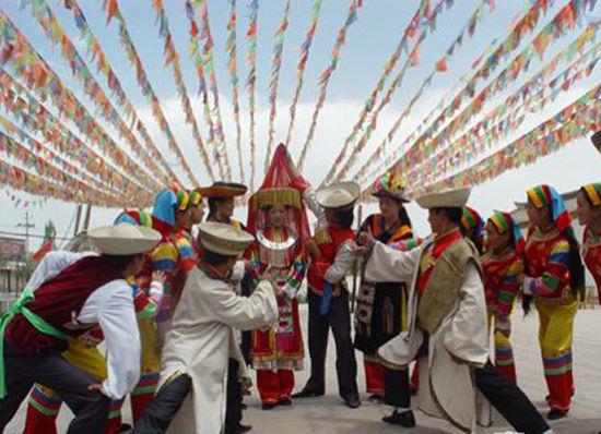 纳西族的抢婚   云南少数民族网   纳西族的抢婚