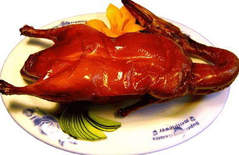 宜良烤鸭(图片来源:爱程网)
