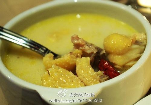将军鸡(图片来源:新浪微博)
