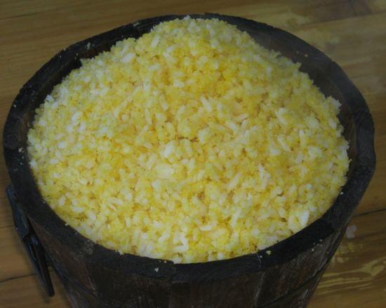 包谷饭(图片来源:阿邦美食网)