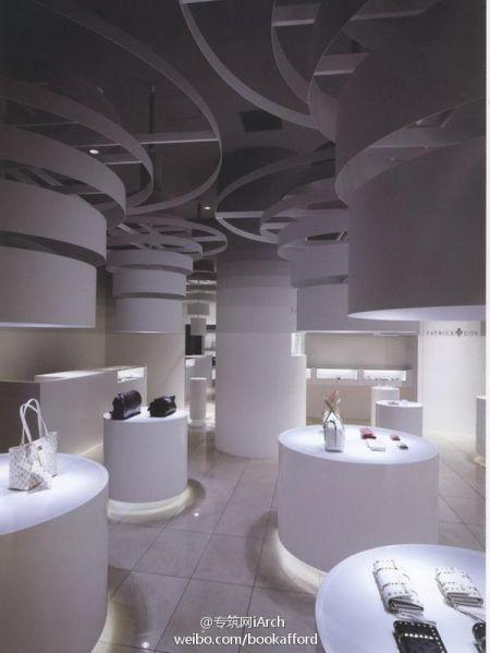 國外創意展廳設計