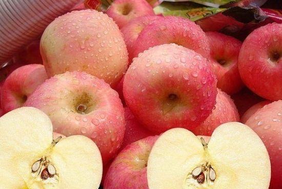 苹果(图片来源:水母网)