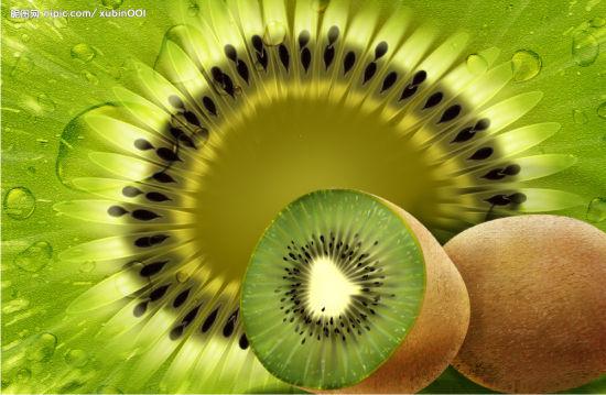 猕猴桃(图片来源:昵图网)