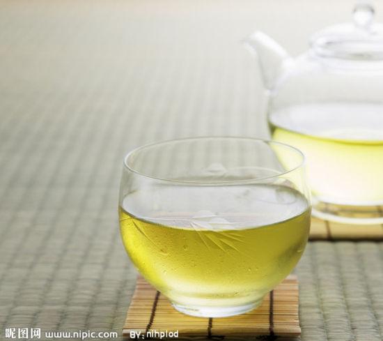 绿茶(图片来源:昵图网)