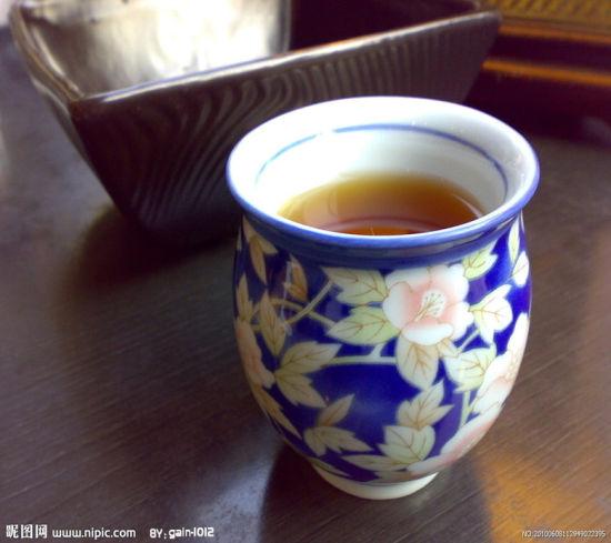 乌龙茶(图片来源:昵图网)