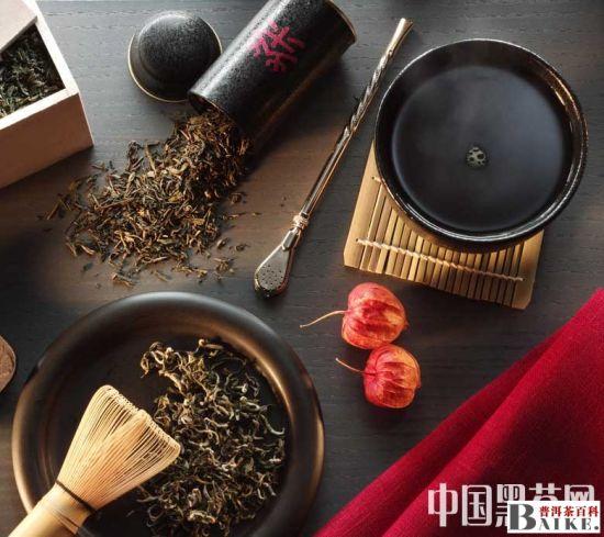 黑茶(图片来源:中国黑茶网)