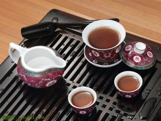 中国茶文化(图片来源:图图网)