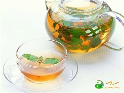 药茶(图片来源:一元一网)