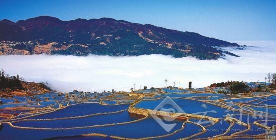 美丽元阳县拟建机场