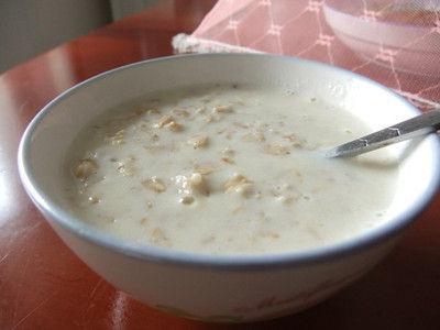 燕麦片粥(图片来源:下厨房)