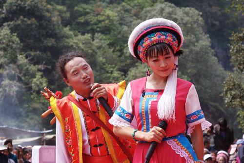 剑川石宝山歌会-追寻只属于大理的特色节日 游大理 大理频道