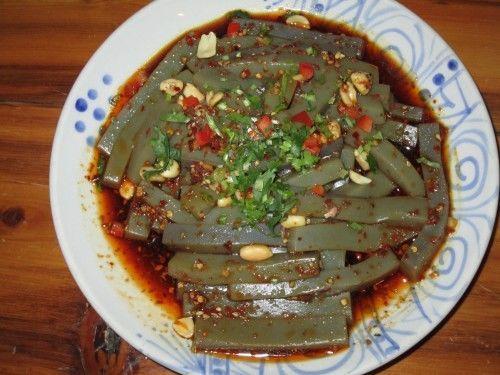 鸡豆凉粉(图片来源:国际旅游网)