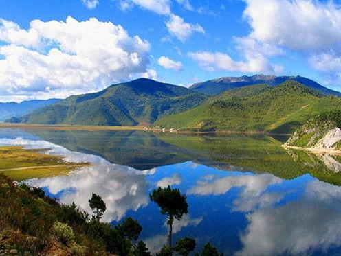 云南美景(图片来源:幻途旅行网)