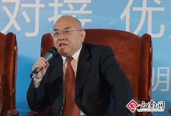 刘光溪现场发言