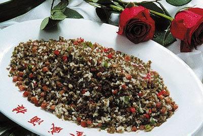 荞砂饭(图片来源:爬大山旅游网)