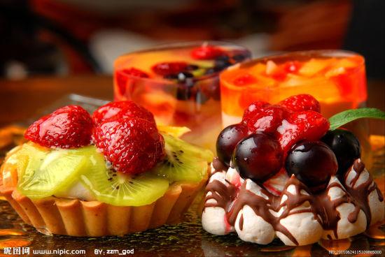 甜点(图片来源:昵图网)
