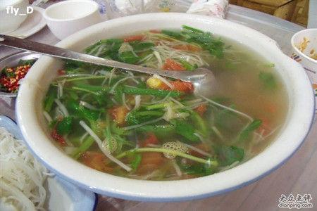 杂菜汤(图片来源:大众点评)