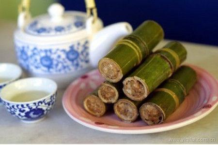 云南傣族传统美食