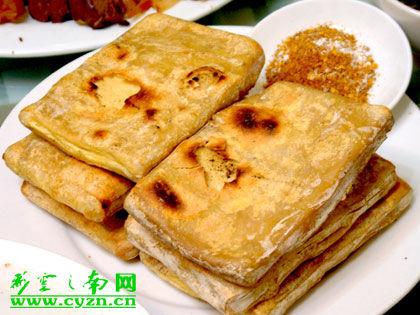 美味的石屏豆腐(图:彩云之南网)