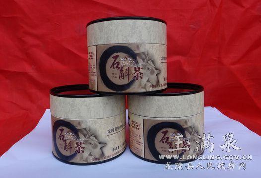 石斛产品:石斛茶