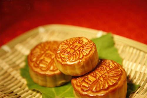 中秋月饼(图:快乐购)