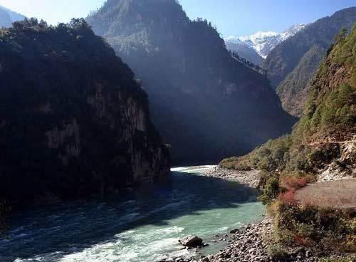 云南旅游景点推荐之怒江大峡谷